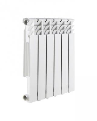ROMMER Optima BM 500 6 секций радиатор биметаллический (RAL9016)