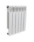 ROMMER Profi 350 AL350-80-80-100 10 секций радиатор алюминиевый (RAL9016)